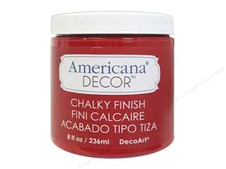 Home Decor Americana: DecoArt Americana Decor Chalky Finish Romance 8oz