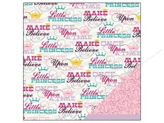 Pets Imaginisce Paper 12x12: Imaginisce Paper 12x12 Little Princess (25 pieces)