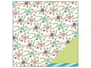Gardening & Patio Scrapbooking & Paper Crafts: Imaginisce Paper 12x12 Little Princess Secret Garden (25 pieces)