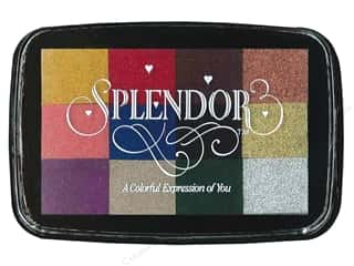 Tsukineko Splendor Pigment Ink Pad Antique