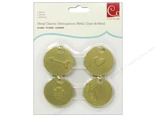 Cosmo Cricket: Cosmo Cricket Embellishment Metal Charms