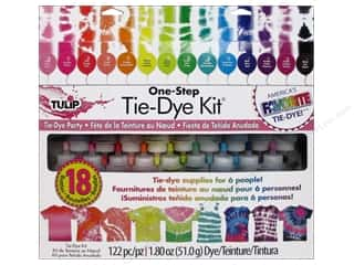 Party Supplies Green: Tulip Dye Kits One-Step Party