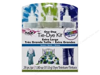 tie dye kit: Tulip Dye Kits One Step Extra Large Serene
