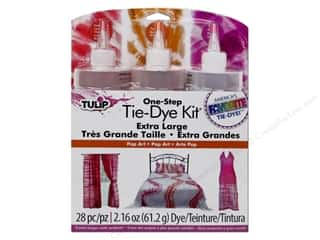 Tulip Dyes: Tulip Dye Kits One Step Extra Large Pop Art