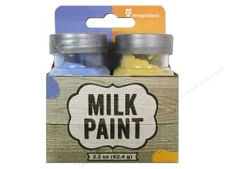Imaginisce Paint Milk Combo Blue/Yellow