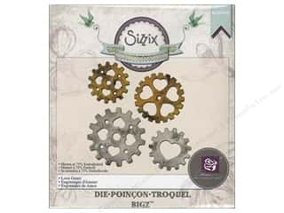 Sizzix: Sizzix Dies Prima Marketing Bigz Love Gears