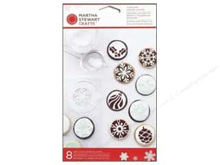 Martha Stewart Stencils Holiday Cupcake/Cookie