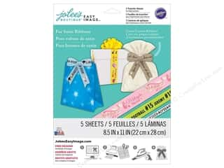 Jolee's Boutique Transfer Sheets for Satin Ribbons