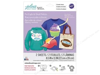 Irons: Jolee's Boutique Easy Image Transfer Sheets Dry Erase