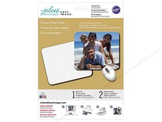 Computer Accessories 8.5 x 11: Jolee's Boutique Easy Image Transfer Sheets Mouse Pad Kit