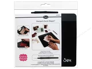 Sizzix Black: Sizzix Accessories Stampers Secret Weapon