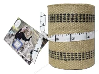 Jute Cording/Rope: Kenzie Mac & Co Accessories Webbing By The Roll 4 yd.