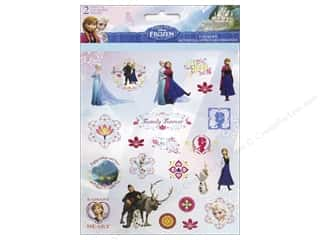 Unique Scrapbooking Sale: SandyLion Sticker Foldover Disney Frozen