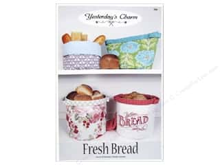 Yesterday's Charm $7 - $15: Yesterday's Charm Fresh Bread Pattern