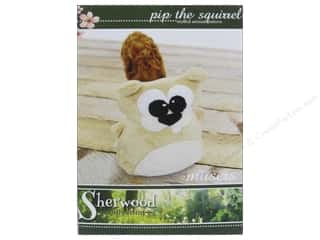 Pip The Squirrel Pattern