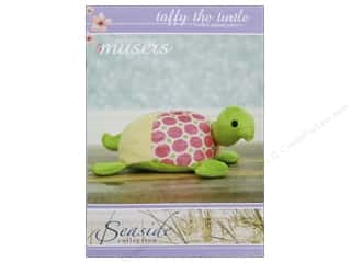 Taffy The Turtle Pattern