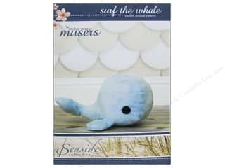 McKay Manor Musers $6 - $7: Mckay Manor Musers Surf The Whale Pattern