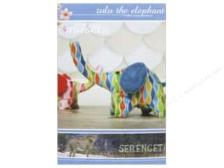 McKay Manor Musers $6 - $7: Mckay Manor Musers Zulu The Elephant Pattern