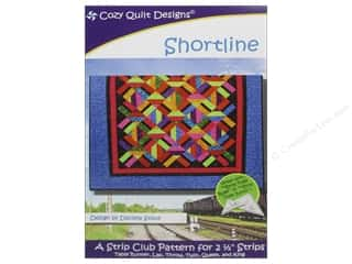 Cozy Quilt Designs Clearance Books: Cozy Quilt Designs Shortline Pattern