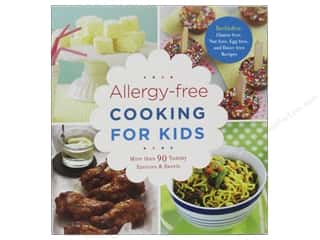 School Cooking/Kitchen: Sterling Allergy-free Cooking For Kids Book