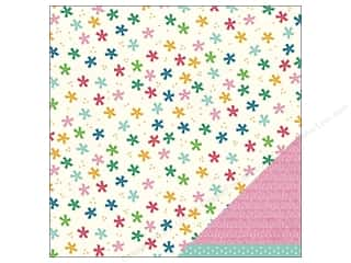 "Pebbles Inc 12"": Pebbles Paper 12""x 12"" Birthday Wishes Confetti (25 pieces)"