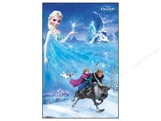 Home Decor Scrapbooking Sale: SandyLion Poster Disney Frozen One Sheet