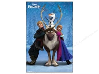 Wrap Shrink Wrap: SandyLion Poster Disney Frozen Team
