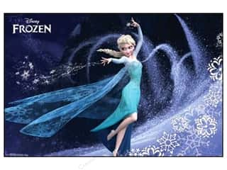 Home Decor Scrapbooking Sale: SandyLion Poster Disney Frozen Elsa