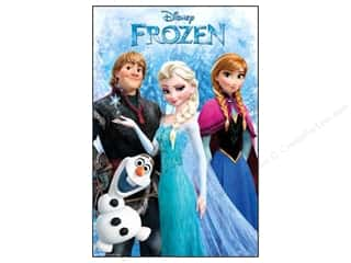Wrap Shrink Wrap: SandyLion Poster Disney Frozen Group