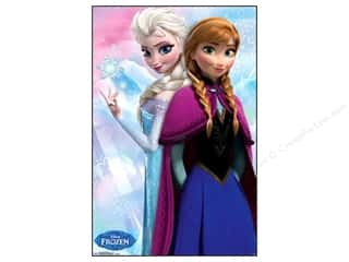 Wrap Shrink Wrap: SandyLion Poster Disney Frozen Anna & Elsa