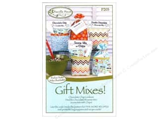 Gifts Black: Vanilla House Gift Mixes Pattern