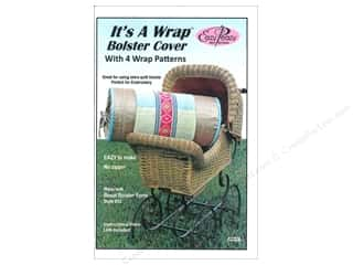 It's A Wrap Bolster Cover Pattern