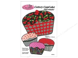 Cutezy CupCake Placemats Pattern