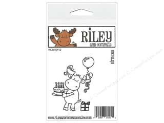 R&C Cling Stamp Birthday Cake