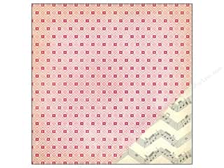 Crate Paper 12 x 12 in. Paper Oh Darling Cutie (25 piece)