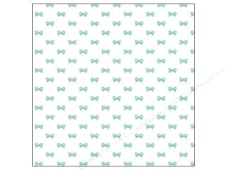 Crate Paper 12 x 12 in. Paper Oh Darling Vellum Bows (25 piece)