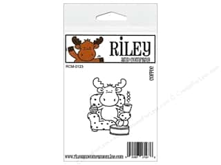 R&C Cling Stamp Coffee
