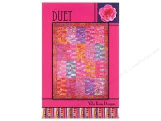 Villa Rosa Designs Layer Cake Patterns: Villa Rosa Designs Duet Pattern