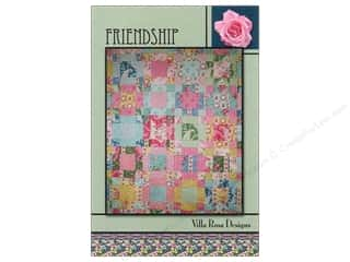 Villa Rosa Designs Jelly Roll Patterns: Villa Rosa Designs Friendship Pattern