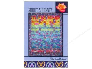 Villa Rosa Designs Jelly Roll Patterns: Villa Rosa Designs Sunny Sundays Pattern