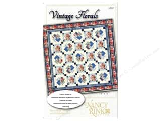 Nancy Rink Designs: Nancy Rink Designs Vintage Florals Pattern
