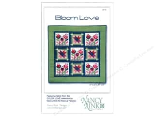 Books & Patterns Love & Romance: Nancy Rink Designs Bloom Love Pattern