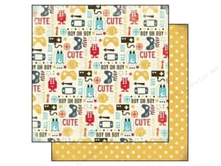 Carta Bella 12 x 12 in. Paper Guy Stuff (25 piece)