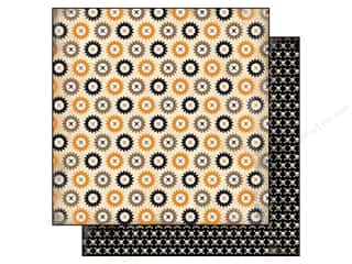 Carta Bella 12 x 12 in. Paper Spooky Skulls (25 piece)