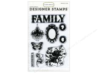 Carta Bella Family: Carta Bella Designer Stamps Moments & Memories Celebrate Family