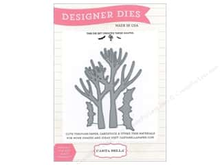 Carta Bella inches: Carta Bella Designer Dies Spooky Trees