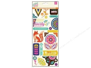 Chipboard Chipboard Embellishments: BasicGrey Chipboard Shapes Stickers Grand Bazaar