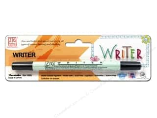 Zig Writer Pen Pure Black