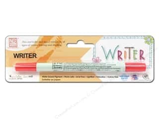 Zig Writer Pen Pure Red