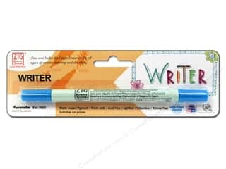 Zig Writer Pen Baby Blue